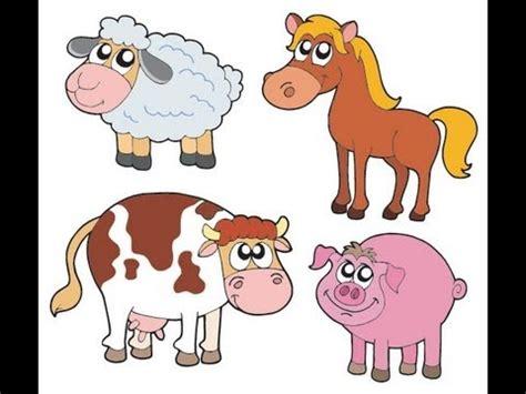 imagenes de animales infantiles canci 243 n infantil el sonido de los animales danny perich