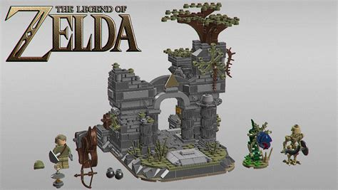 Lego Loz Toileting Brown lego ideas the legend of project