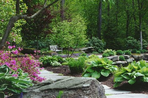 nature s way landscaping the garden pathway hickory hollow landscapers