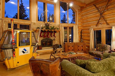 home decorations for sale decorating with vintage skiing and fishing equipment