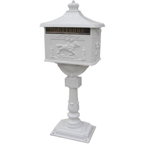 Pedestal Mailboxes For Sale cast aluminum cast aluminum pedestal mailbox