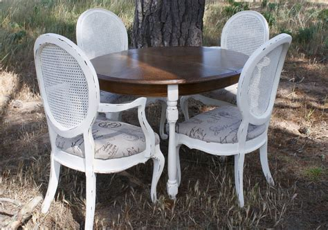Country Tables And Chairs by Country Dining Set
