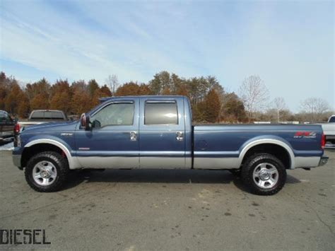 crew cab long bed diesel truck list for sale 2006 ford f250 lariat crew