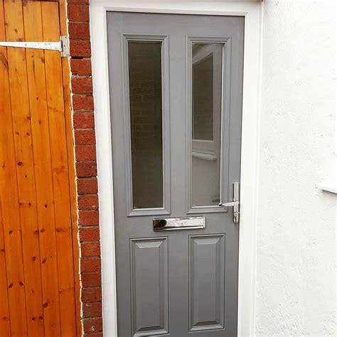 Grey Door by Xtremedoor Installation Gallery In Liverpool