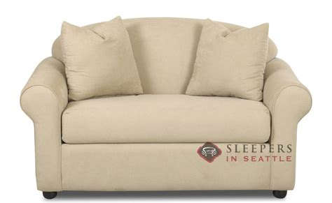 Savvy Sleeper Sofas by Customize And Personalize Chicago Chair Fabric Sofa By