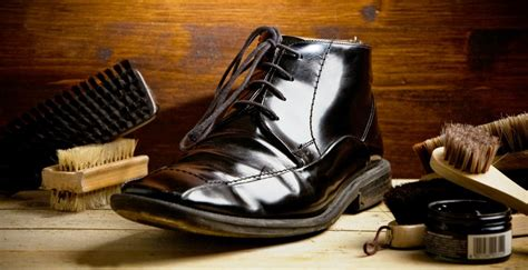 shoe shine how to your shoes the idle