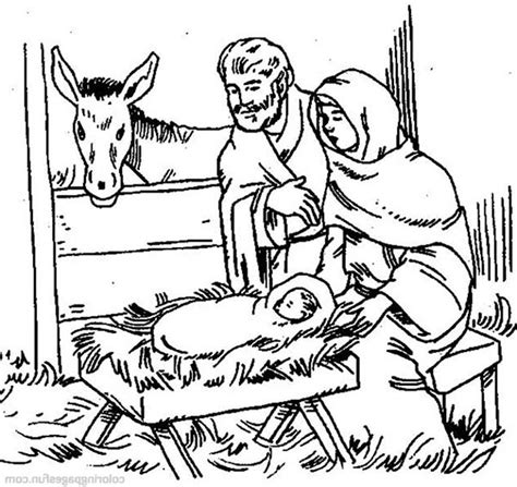 coloring pages jesus birth story the birth of jesus bible story coloring pages