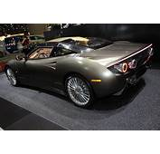 Spyker C8 Preliator Gets A New Spyder Version For Geneva