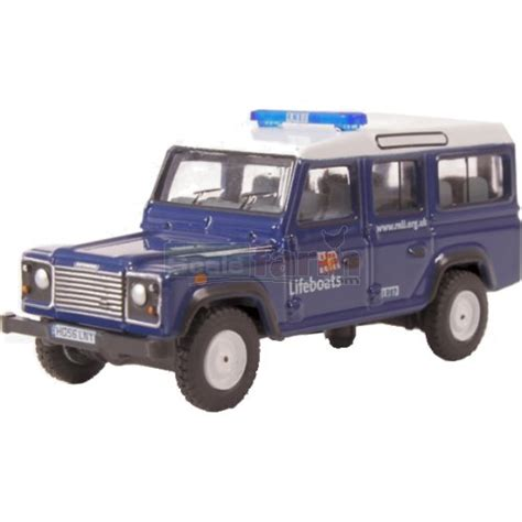 land rover rnli oxford 76def014 land rover defender station wagon rnli