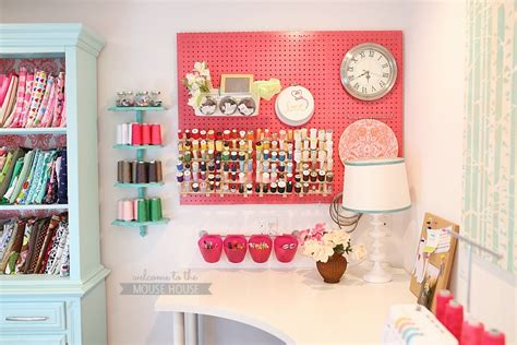 Recycled Home Decor The Sewing Room Reveal