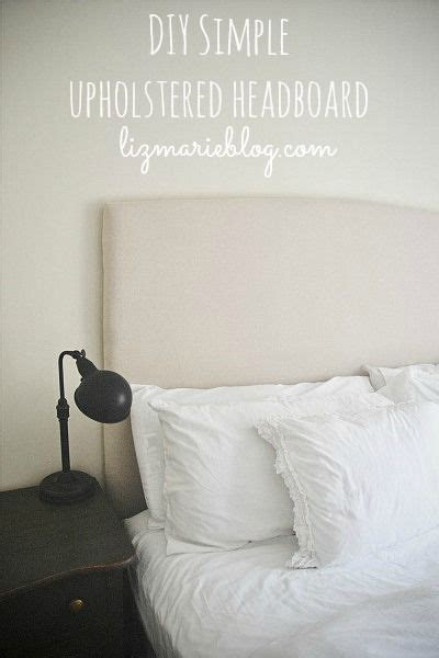 easy diy upholstered headboard diy upholstered headboard video tutorial