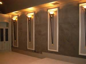 Media Room Sconces Maverick Residence By Phillips Luxury Homes
