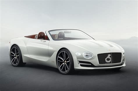 Bentley Exp12 Speed 6e Roadster Unveiled To Fulfill Your