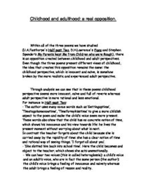 Macbeth Comparison Essay by Compare Contrast Essay Macbeth Macduff