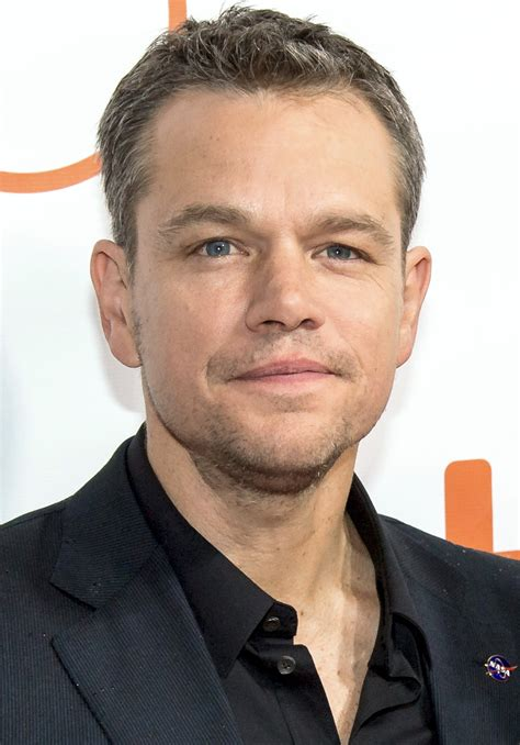 50 Photos Matt Damon by Matt Damon