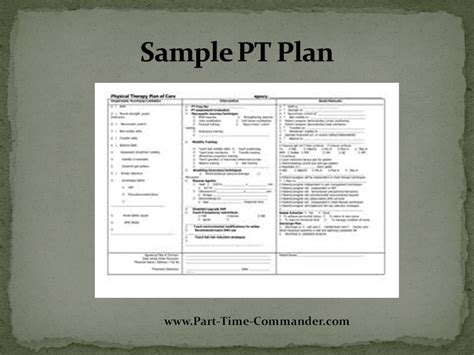 Pt Calendar Excel Bing Images Army Plan Template