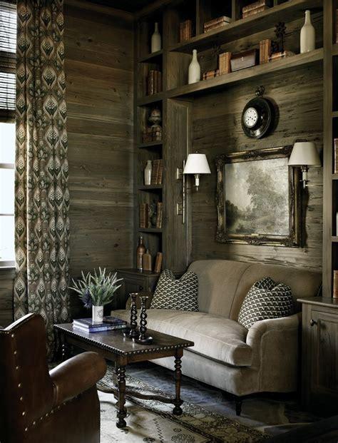 rustic living room design ideas   home