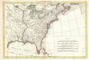 colonial america map happy 4th of july america in 1776 petros