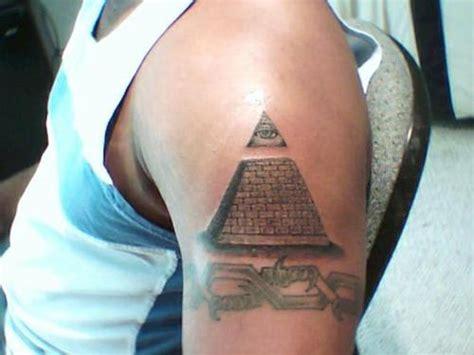eye pyramid tattoo designs 35 pyramid tattoos