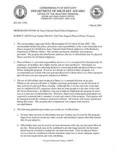 Army Memo Format Template by 7 Army Memo Format Memo Formats