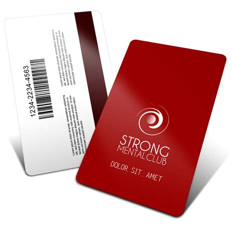 membership card psd template vertical cr80 credit card mock up cover actions premium