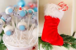 Winter elephant baby shower theme baby shower ideas themes