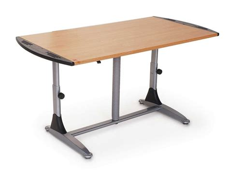 adjustable height table to fit your comfort
