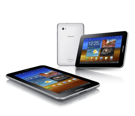 Samsung Tab 1 7 update release date and price announced samsung announces the galaxy tab 7 0 plus 7 inches