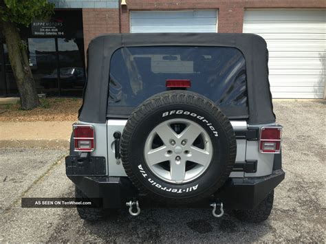 2008 Jeep Wrangler Unlimited Lift Kit 2008 Jeep Wrangler Unlimited X Lift Kit Upgraded Steel