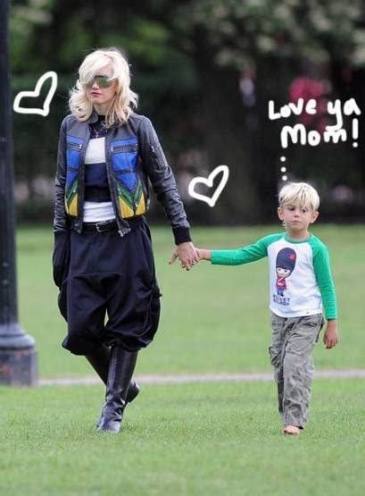 How Gwen Stefani Spent Mothers Day by S Day In The Park With Gwen Perezhilton