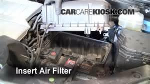 2008 Toyota Highlander Air Filter 2008 2013 Toyota Highlander Engine Air Filter Check 2008