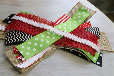 bow  super easy   fabbed