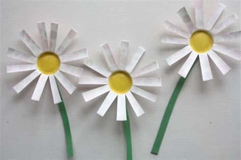 craft work with paper cups paper cup daisies factory direct craft