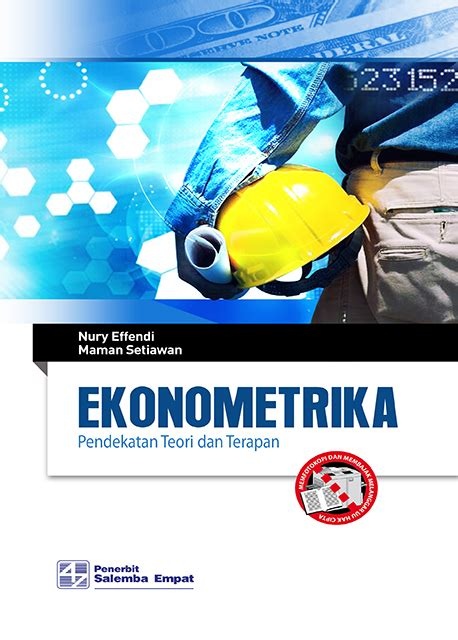 Pengantar Ekonomi Mikro Soft Cover ekonometrika pendekatan teori dan terapan ppm