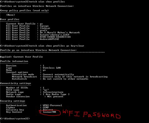 reset wifi via cmd how to hack wifi password using cmd news applications