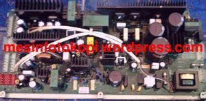 Mesin Fotokopi Rusak power supply mesin fotocopy canon 6650 171 referensi dan