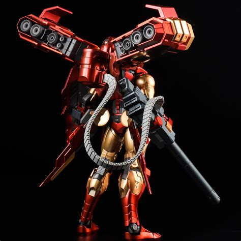 house of m figures sentinel house of m iron re edit figure up for order