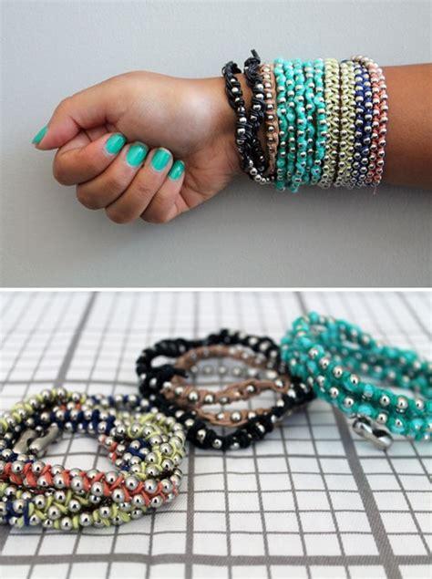 bracelets diy 16 pretty bracelet tutorials pretty designs