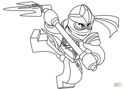 black ninja coloring pages lego ninjago cole coloring page free printable coloring