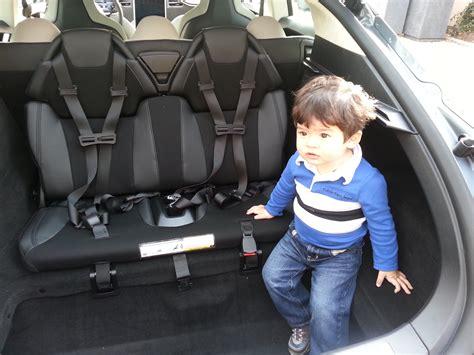 Tesla Model S Rear Facing Seats Daily Turismo 10k Tesla Seats 1972 Karmann Ghia
