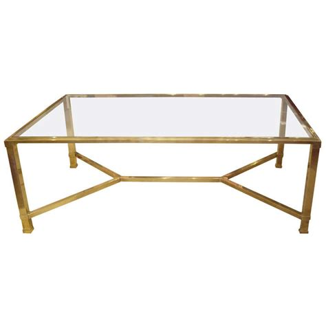 Vintage Glass Top Coffee Table Coffee Table Amazing Brass Coffee Tables Vintage Glass And Brass Coffee Table Glass Top