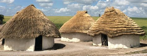 neolithic houses ask the expert did cavemen actually live in caves