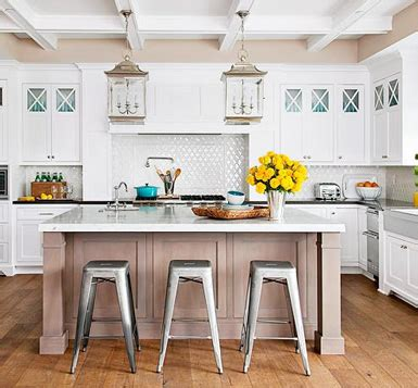 Large Island Kitchen by Belle Maison Styling 101 The Kitchen Countertop