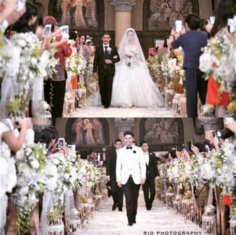 chelsea glenn wedding chelsea olivia had a more stunning wedding than angelababy