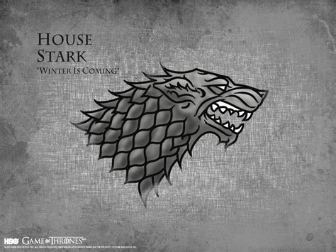 House Of Stark stark of thrones screensaver search winter
