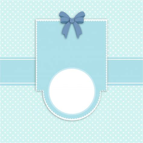 baby announcements card template card invite announcement template free stock photo