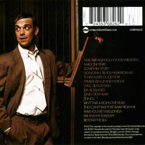 Robbie Williams Wing When You Re Winning swing when you re winning robbie williams bestmusic cz