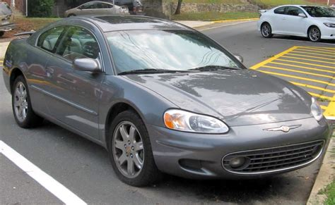 03 Chrysler Sebring file 01 03 chrysler sebring coupe jpg wikimedia commons