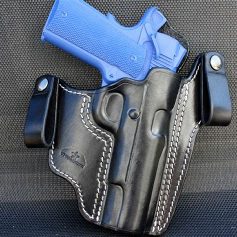 Handmade Leather Pistol Holsters - handmade custom leather gun holster holster s