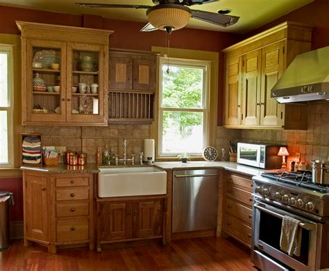 how to clean oak kitchen cabinets home furniture design